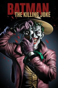 "Poster for the movie ""Batman: The Killing Joke"""