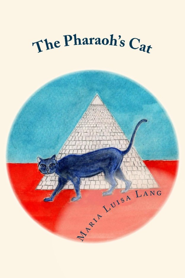 The Pharaoh's Cat Book Cover