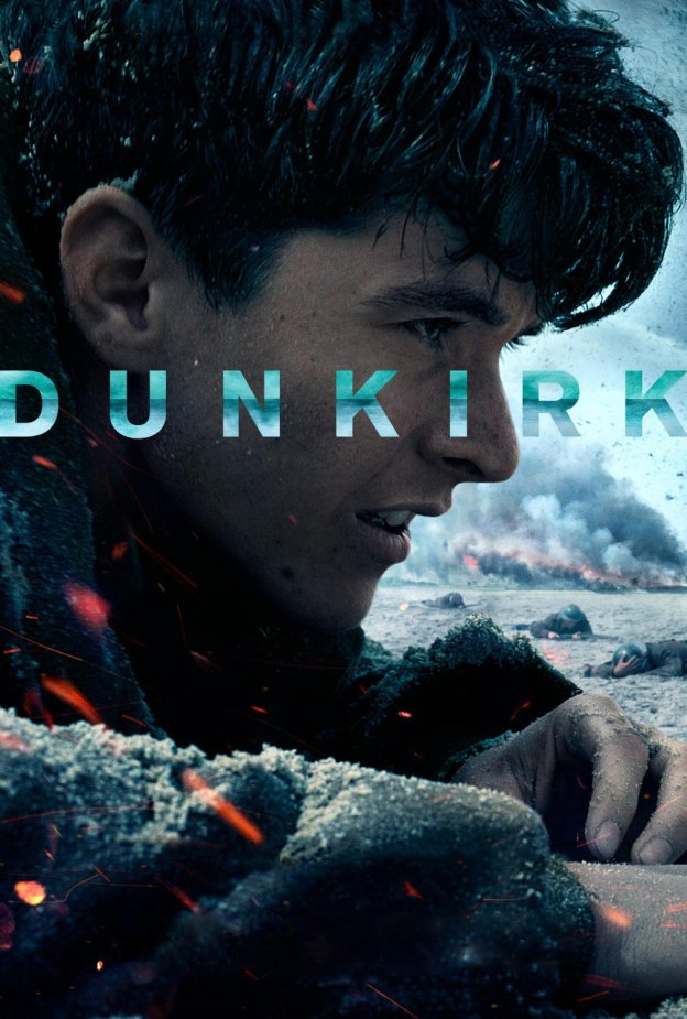 """Poster for the movie """"Dunkirk"""""""