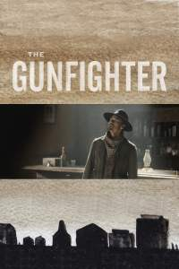 "Poster for the movie ""The Gunfighter"""