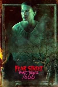 """Poster for the movie """"Fear Street: 1666"""""""