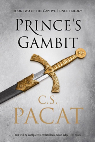 Book Review : Captive Prince (Volume II) by C. S. Pacat