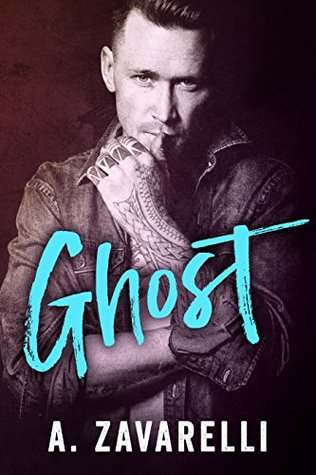 Book Review : Ghost ( Boston Underworld #3) by A. Zavarelli
