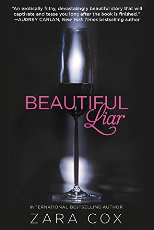 Book Review : Beautiful Liar (Dark Desire #1) by Zara Cox