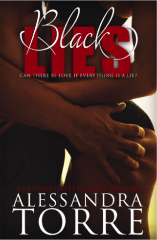 Book Review : Black Lies by Alessandra Torre
