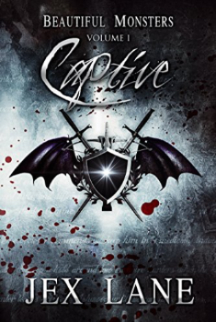 Book Review : Captive (Beautiful Monster #1) By Jex Lane