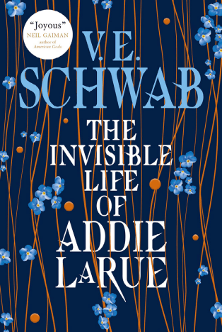 Book Review: The Invisible Life of Addie LaRue By V.E. Schwab
