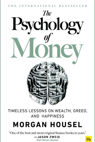 Non-Fiction Book Review: The Psychology of Money By Morgan Housel