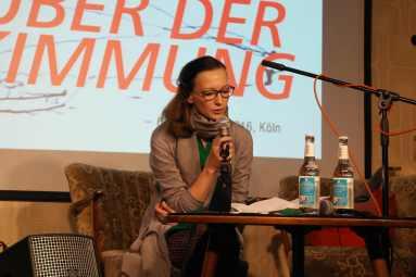 Anne Seidel. Foto: A. Kasnitz