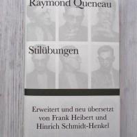 Raymond Queneau: Stilübungen Suhrkamp Verlag