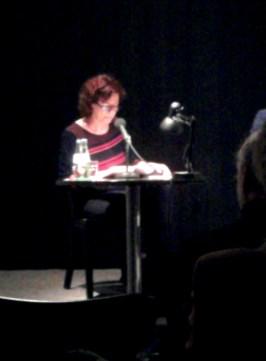Übersetzerin Claudia Sinnig im Literaturhaus