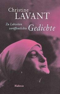 Ch.Lavant Gedichte