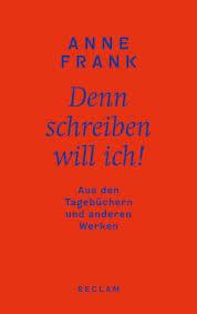 Anne Frank Reclam 2016