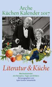 Arche Literatur und Küche 2017
