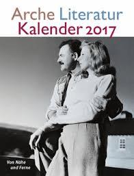 Arche Literaturkalender 2017