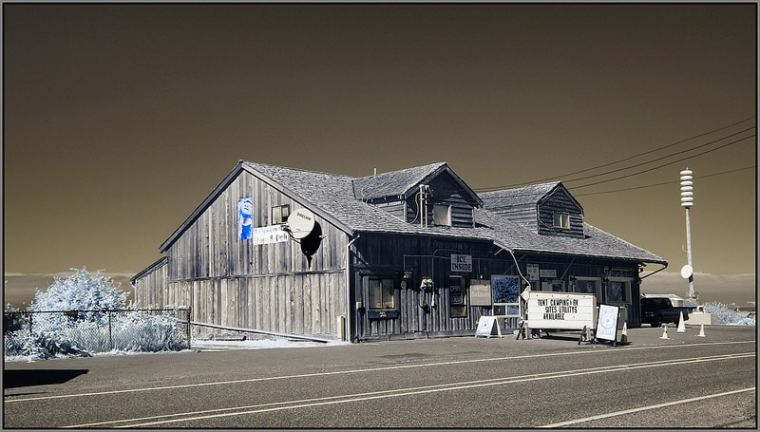 Moclips Country Store by John Gately No Juan