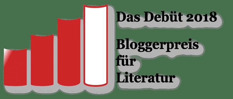 """Bloggerpreis """"Das Debüt"""" - Die Shortlist"""