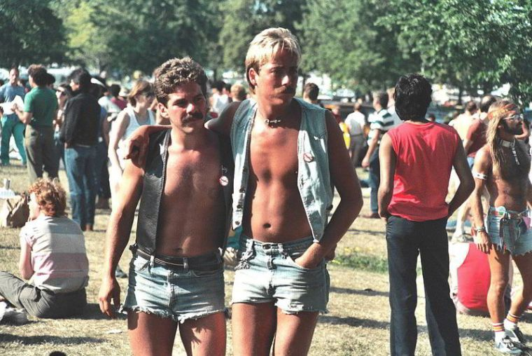 Chicago gay 1985