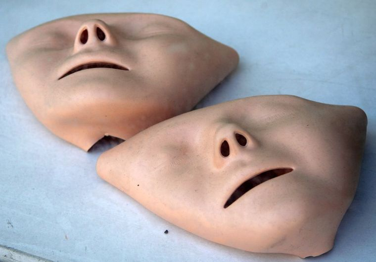 First Aid Masks