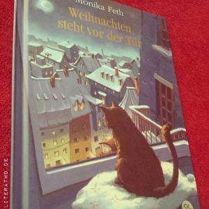 Weihnachten steht vor der Tür ~ Monika Feth
