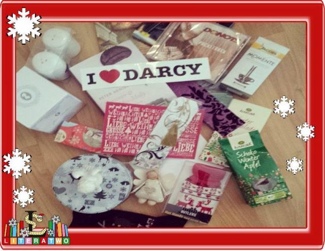 LovelyBooks Weihnachtswichteln - Lesebienchens Geschenke
