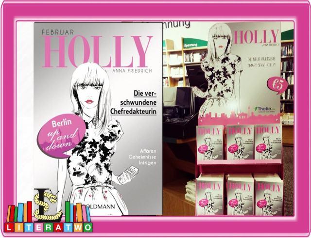 Holly ~ Aufstellerblickfang