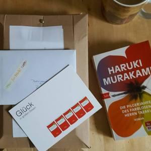 Die Pilgerjahre des farblosen Herrn Tazaki ~ Haruki Murakami