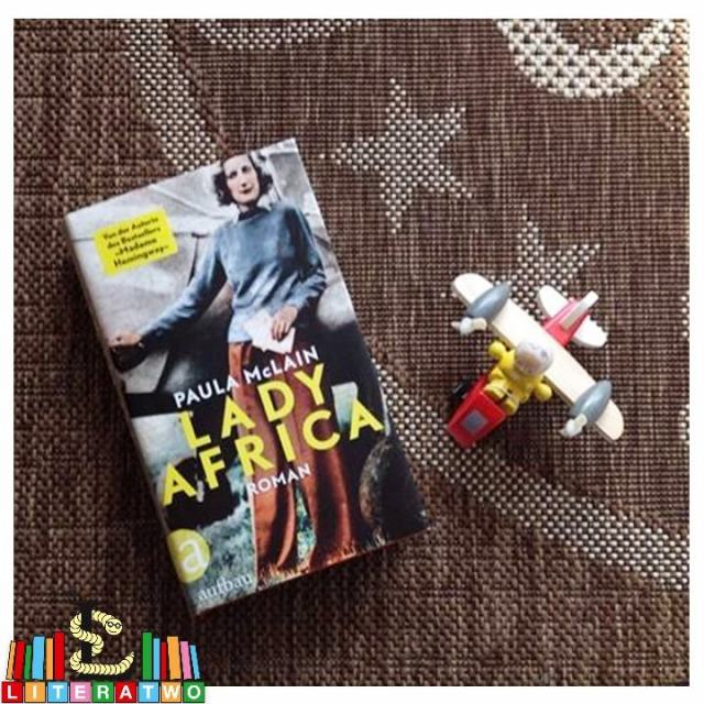 Lady Africa ~ Paula McLain