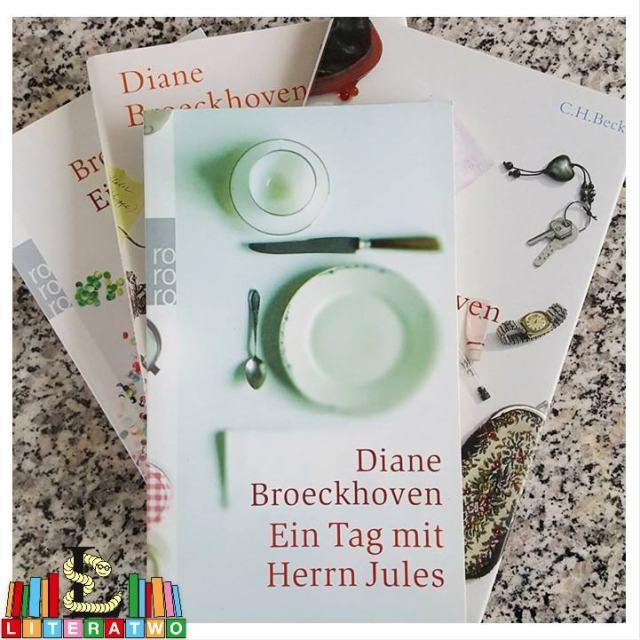 Ein Tag mit Herrn Jules ~ Diane Broeckhoven