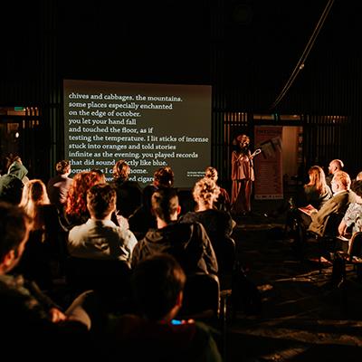 Z9Festival: Tineri poeți din 9 țări la Sibiu