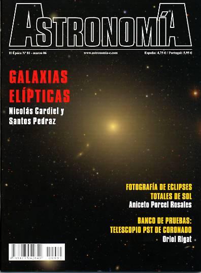 Resultado de imagen de revista astronomia