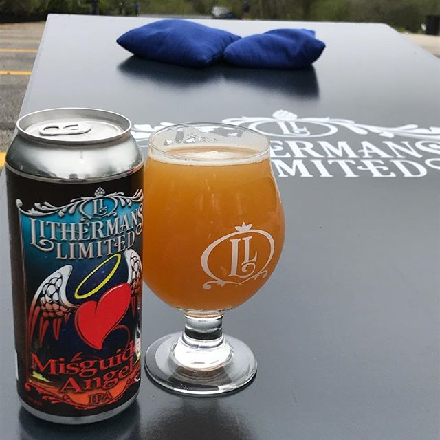 Tasting room is open today from 4-8pm. We have 12 beers on tap and six varieties in cans. Check out our website Lithermans.beer for more info.