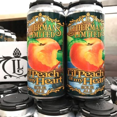 Only 12 cases left of Lil Peach of My Heart. Grab some at the Brewery while you can. We are open Thursday from 4-8pm and we will have the Dueling Chefs Food Truck here cooking up some great food!