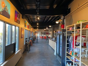 Lithermans Expanded Taproom