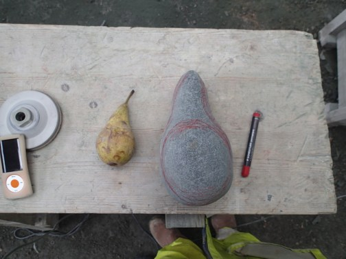 becoming pear shaped