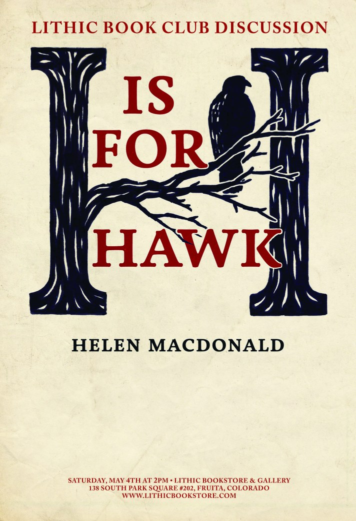 H is for Hawk WEB