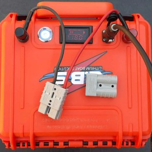 Batterie au lithium Esox 60 12V 60Ah