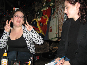 Monica and Sarah discuss socioeconomic policy.