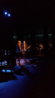 Aimee Mann and Ted Leo (The Both)