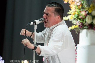 Faith No More – Canadian Music Week - Sony Centre for the Performing Arts, Toronto - May 9th, 2015 Photo by Mike Bax