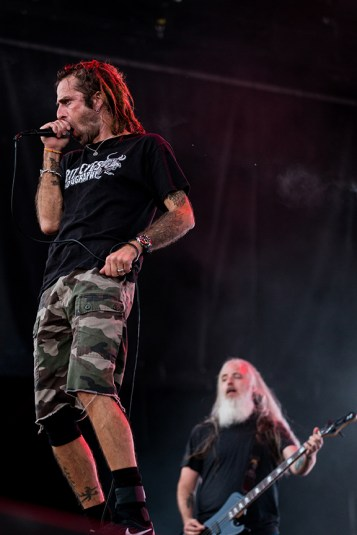 Lamb Of God Heavy Montreal a Parc Jean Drapeau a Montreal, Quebec, Canada PHOTO BY TIM SNOW