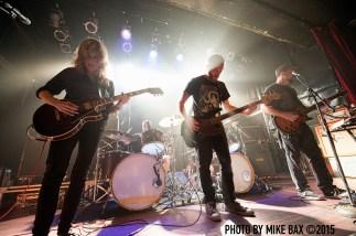 Kylesa - Mod Club Theatre, Toronto - September 3rd, 2015 - photo by Mike Bax