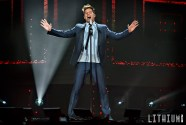 Ricky Martin performs at the Air Canada Centre