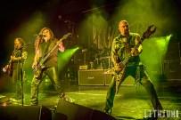 Slayer performs on Motorheads Motorboat