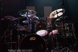 Intronaut - Danforth Music Hall, Toronto - Dec 10th, 2015 - Photo by Mike Bax