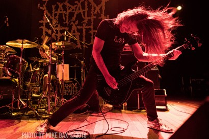 Melvins - The Opera House, Toronto - April 19th, 2016 photo by Mike Bax
