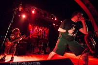 Napalm Death - The Opera House, Toronto - April 19th, 2016 photo by Mike Bax
