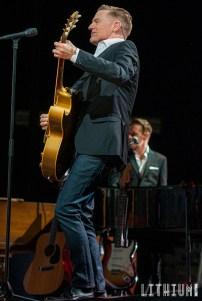 Bryan Adams at The Molson Amphitheatre in Toronto