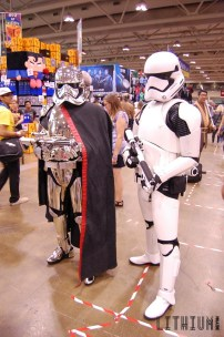 Captain Phasma & First Order Stormtrooper Fan Expo 2016