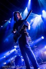 TesseracT - Rebel, Toronto - October 20th, 2016 - photo Mike Bax